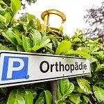 Parkplatz Orthopädische Privatpraxis in Köln Lindenthal