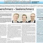 Kölner Stadtanzeiger 04.05.2013, Körperschmerz - Seelenschmerz