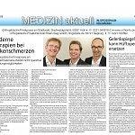 Kölner Stadtanzeiger 02.02.2013, Moderne Therapien bei Rückenschmerzen