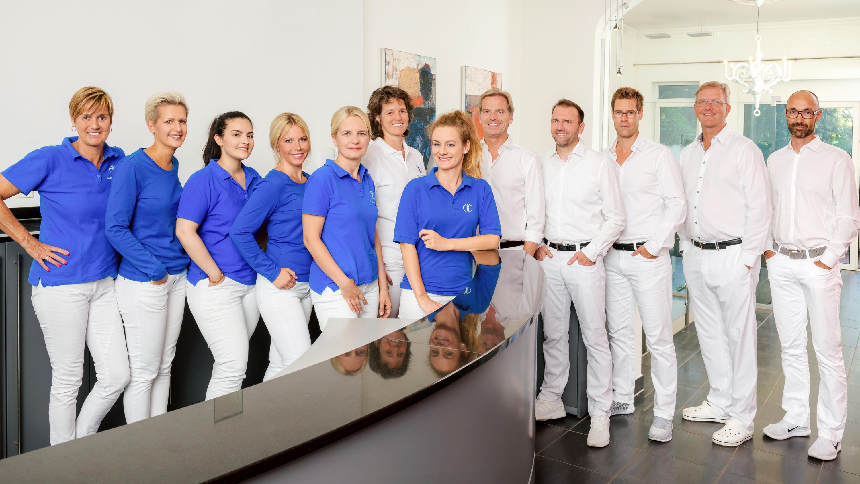 Das Team der orthopädischen Privatpraxis am Stadtwald, Köln-Lindenthal